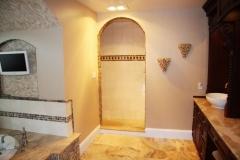 Pershing Blvd Master Shower Entrance